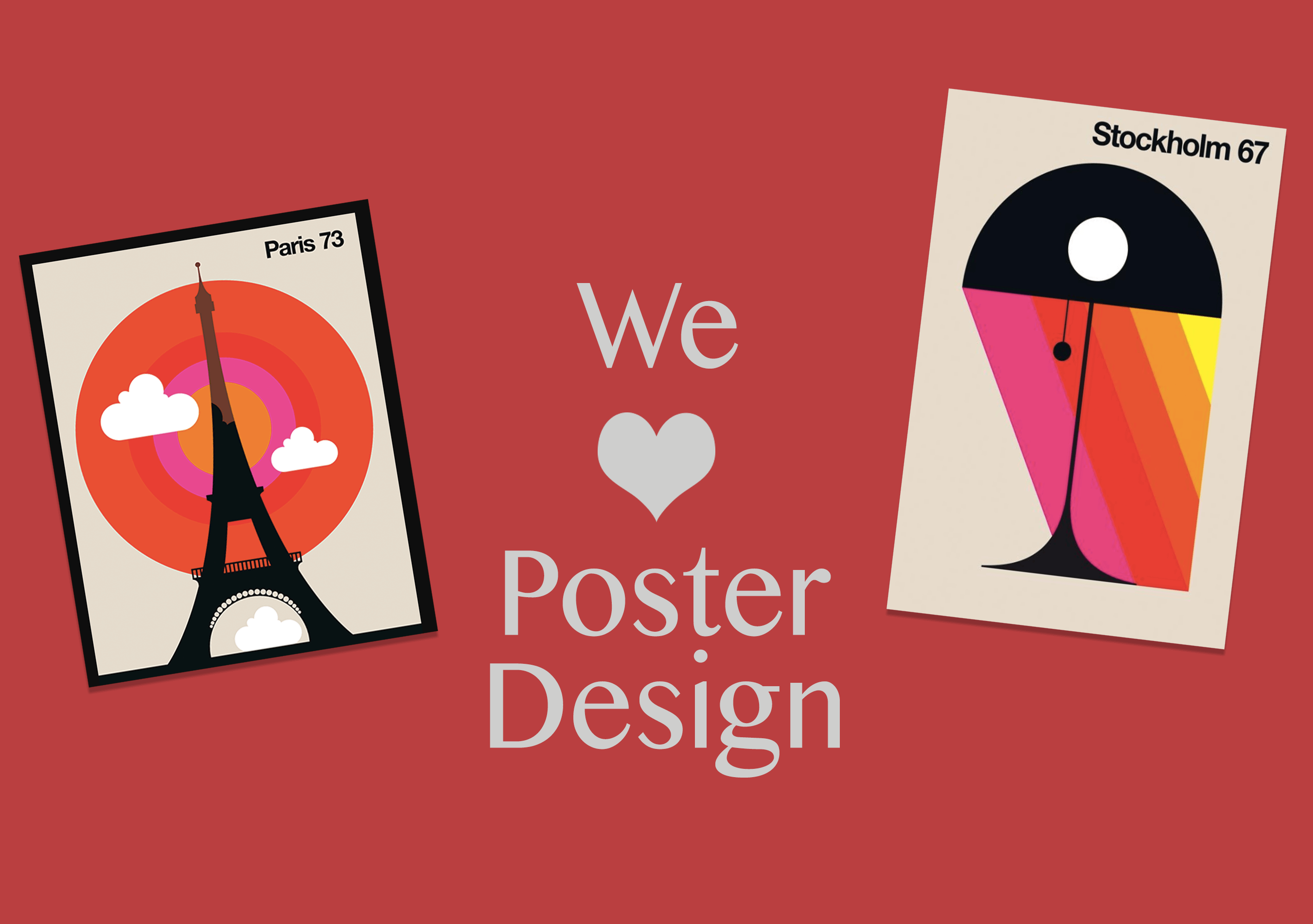 One Of Our Favorite Forms Of Design Here At Wooster Creative Is Poster  Design. From Pop Art Concepts To Pharmaceutical Companies, Weu0027ve Always  Loved The ...